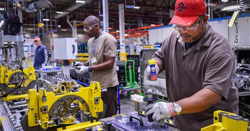 GM will start laying off 4,000 employees on Monday