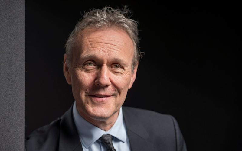 Anthony Head is starring in new BBC divorce drama, The Split - Andrew Crowley
