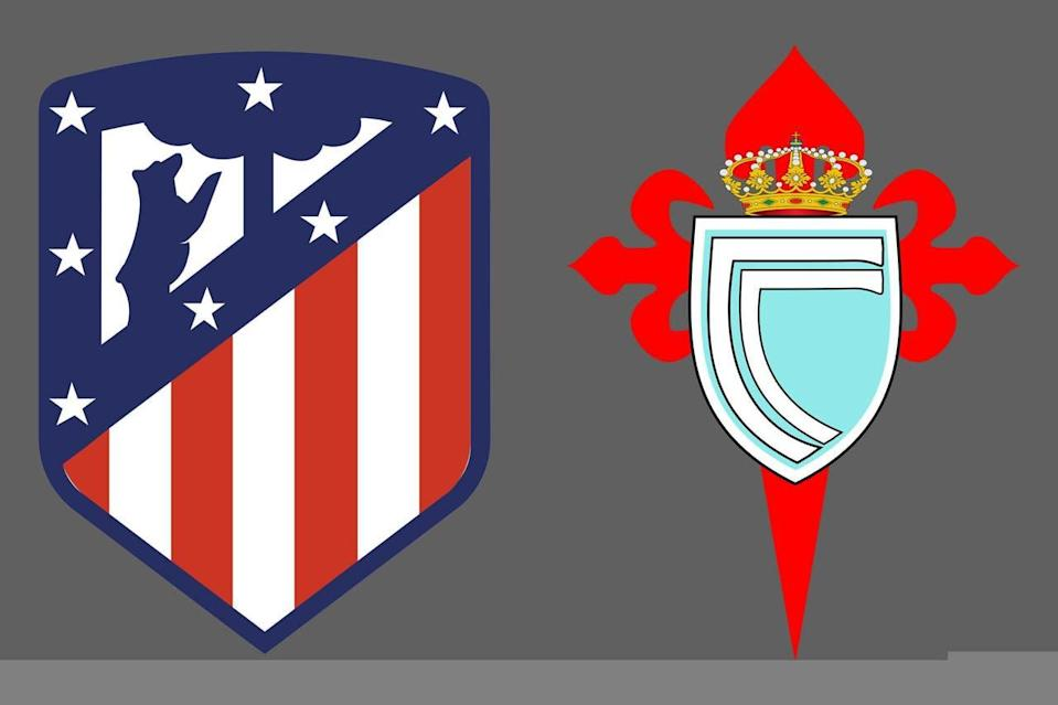Atlético de Madrid-Celta