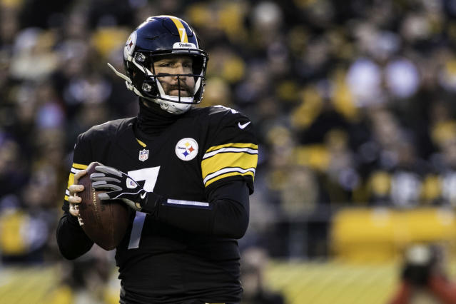 Ben Roethlisberger says the Le'Veon Bell situation hurt the Steelers off the field. (Photo by Mark Alberti/Icon Sportswire via Getty Images)