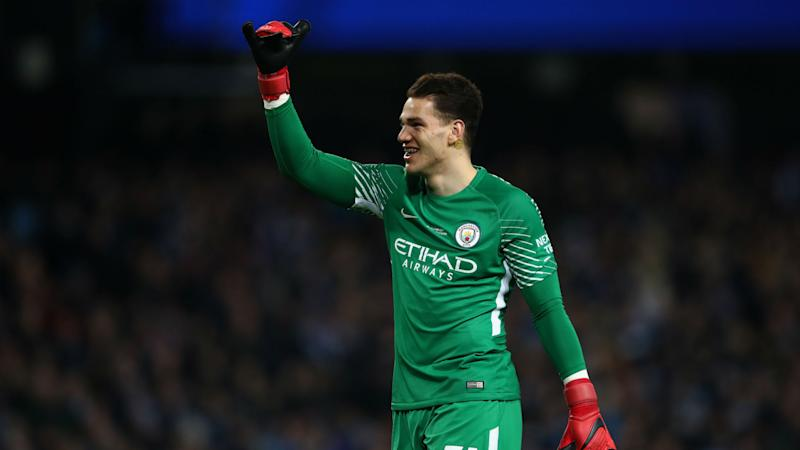 cd76e2ebedd  We will only celebrate when we are champions  - Ederson not getting  carried away by treble talk