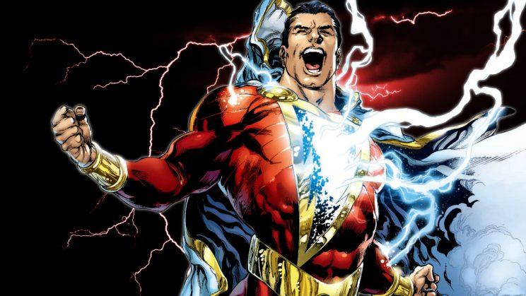 Shazam! will be the next DC hero to go before cameras (credit: DC Comics)