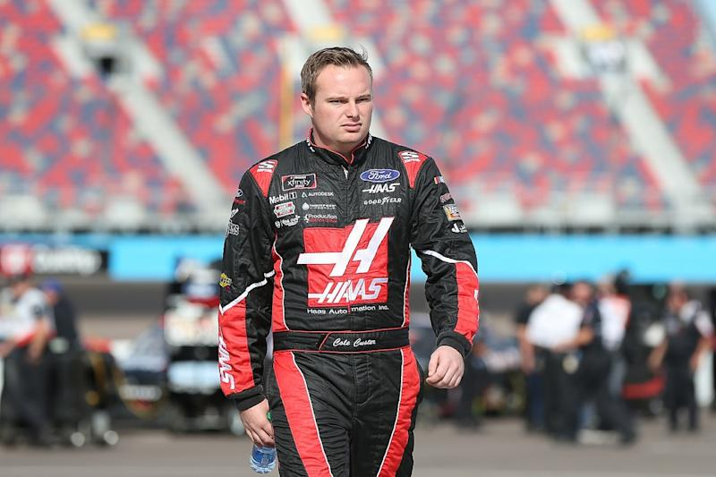 Cole Custer on 2020 report: Focused on this weekend