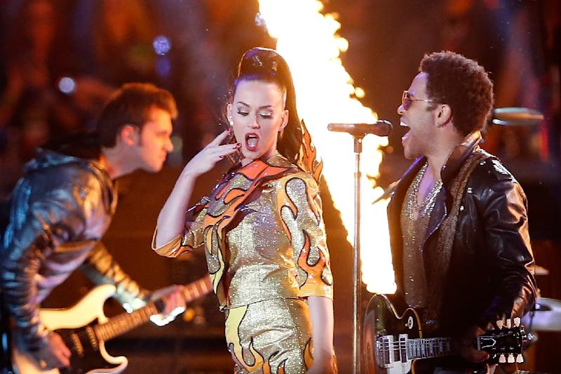 Katy Perry pulled in $135 million in the past year to be the world's top-grossing musician