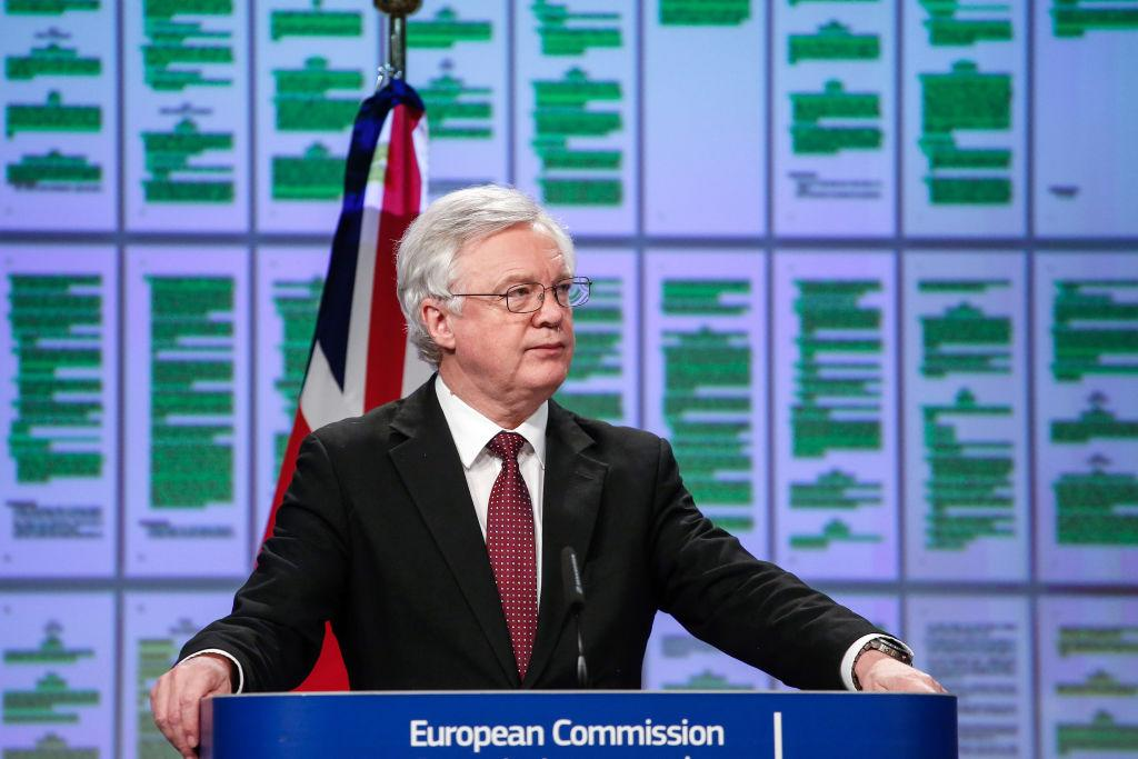 <p>The minister of The Department for Exiting the European Union has been criticised by some for not spending enough time in Brussels going toe to toe with his EU counterparts, but Mr Davis insists that touring individual European capitals is also important in securing a deal. (Getty) </p>