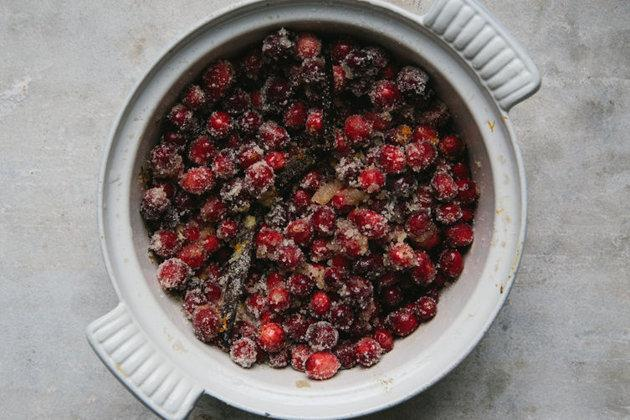 Ginger-Cranberry Jelly on Food52