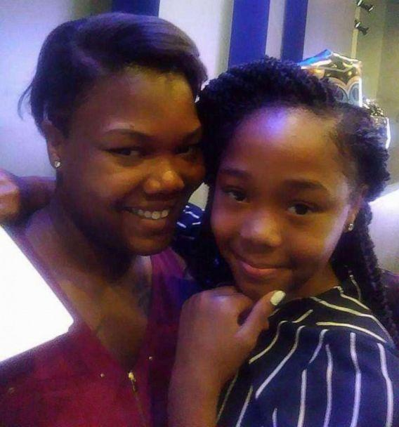 PHOTO: Kashala Francis, 13, poses with her mother, Mamie Jackson, in this undated photo. Kashla slipped into a coma just days after she was jumped by a group of girls while walking home from school. (Courtesy Mamie Jackson )