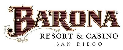 Barona Resort & Casino Logo (PRNewsfoto/Barona Resort & Casino)
