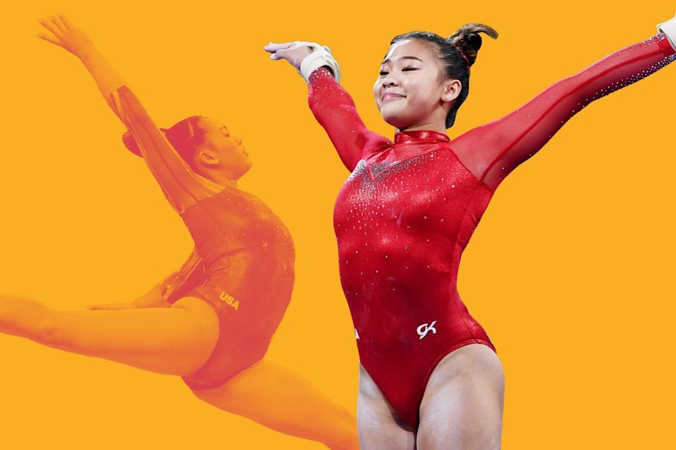 Suni-Lee-Tokyo-Olympics-Keeping-A-Positive-Mindset-GettyImages-1180223607-1325841064