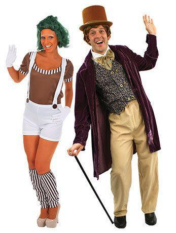 """<p>fancydress.com</p><p><strong>£24.99</strong></p><p><a href=""""https://go.redirectingat.com?id=74968X1596630&url=https%3A%2F%2Fwww.fancydress.com%2Fcostumes%2F5184501%2Fmr-wonka-%26-mrs-loompa-couples-costume&sref=https%3A%2F%2Fwww.delish.com%2Fholiday-recipes%2Fhalloween%2Fg21763230%2Fbest-friend-halloween-costumes%2F"""" rel=""""nofollow noopener"""" target=""""_blank"""" data-ylk=""""slk:BUY NOW"""" class=""""link rapid-noclick-resp"""">BUY NOW</a></p><p>Golden ticket not included. </p>"""