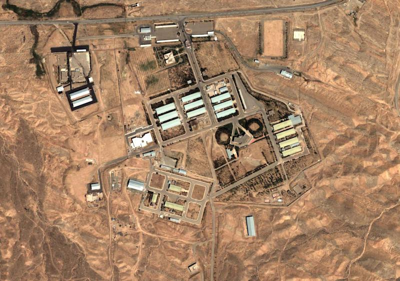FILE - This Aug. 13, 2004 file satellite image provided by DigitalGlobe and the Institute for Science and International Security shows the military complex at Parchin, Iran, 30 km (about 19 miles) southeast of Tehran. While much is known about Iran's nuclear activities from U.N. inspection visits, significant questions remain uncertain, fueling fears of worst-case scenarios and calls for new Mideast military action. (AP Photo/DigitalGlobe - Institute for Science and International Security, File)