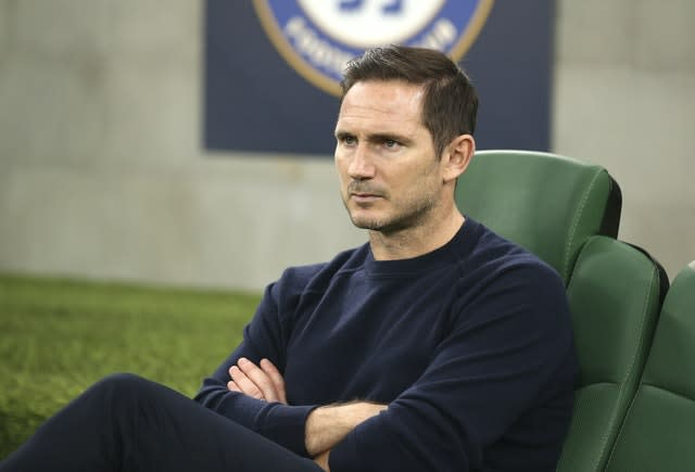 Frank Lampard's side delivered a commanding performance