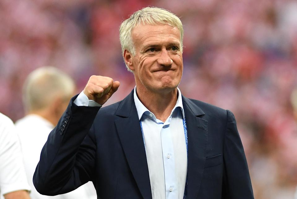 Didier Deschamps knew what it takes to win the World Cup, and he instilled it in France. (Getty)