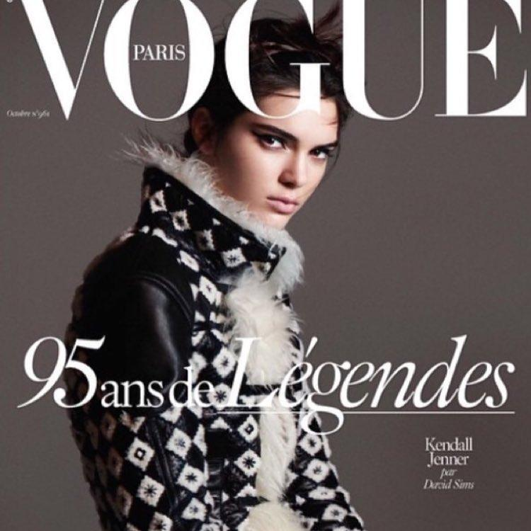 Kendall Jenner Is Taking Over The World -- The Worlds Most Recognizable Fashion -4844