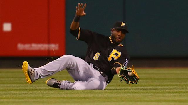 Marte was suspended 80 games Tuesday for performance-enhancing drugs.