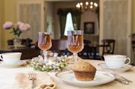 """<p><a href=""""https://www.tripadvisor.com/Hotel_Review-g60811-d1748191-Reviews-Rachael_s_Dowry_Bed_and_Breakfast-Baltimore_Maryland.html"""" rel=""""nofollow noopener"""" target=""""_blank"""" data-ylk=""""slk:Rachael's Dowry Bed and Breakfast"""" class=""""link rapid-noclick-resp"""">Rachael's Dowry Bed and Breakfast</a> in Baltimore</p><p>""""Breakfast was amazing every single morning. My favorite was the pecan French toast with sausage links. Everything you can think of, they have it. There was even brandy set out for the guests each night.<span class=""""redactor-invisible-space"""">"""" - Yelp user <a href=""""https://www.yelp.com/user_details?userid=VdG_Sok4o2CVwaHb67sgsQ"""" rel=""""nofollow noopener"""" target=""""_blank"""" data-ylk=""""slk:Allison J."""" class=""""link rapid-noclick-resp"""">Allison J.</a></span></p>"""