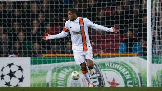 <p>Shakhtar Donetsk striker Luiz Adriano was actually given a retrospective one-match ban by UEFA for grossly flouting the principles of fair play during a group game between the Ukrainian giants and first time competitors Nordsjaelland in November 2012.</p> <br><p>Adriano, who now plays for Spartak Moscow, was also ordered to do a day of community service to amend for his sins after he scored a goal against the Danes in a moment when Shakhtar were supposed to be returning the ball after an enforced break in play.</p> <br><p>Instead of allowing a long kick forward to make its way to the Nordsjaelland goalkeeper, Adriano chased after it, ran through on goal and slotted it home. Shakhtar had been trailing 1-0 at the time and went on to win 5-2, with the Brazilian completing a hat-trick.</p>