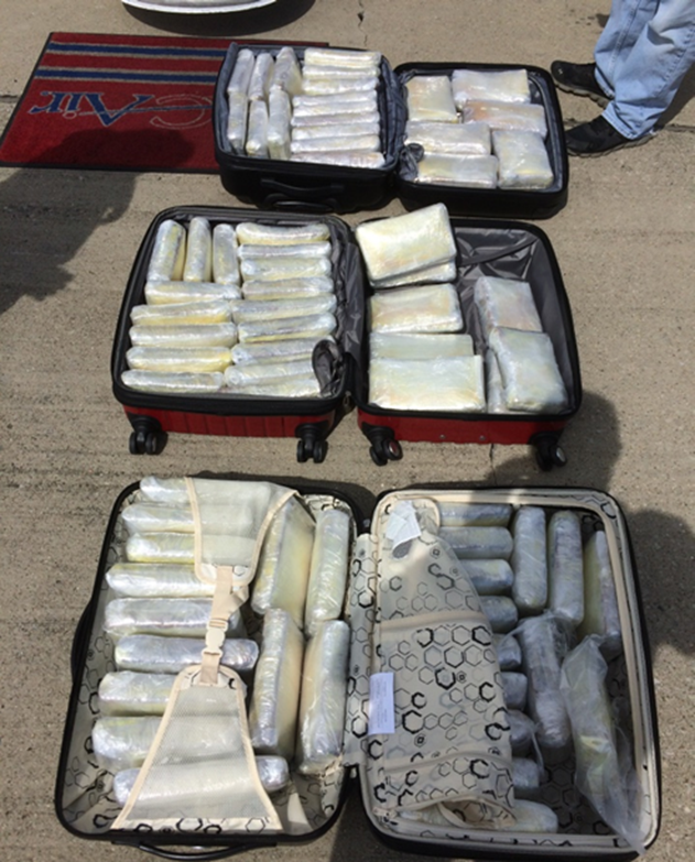 A rogue network of private jet pilots were nabbed in Lexington with Sinaloa Cartel drugs bound for Kentucky, Georgia and Florida.