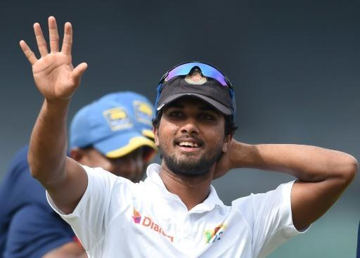Chandimal to lead Sri Lanka recovery bid in second Test against India