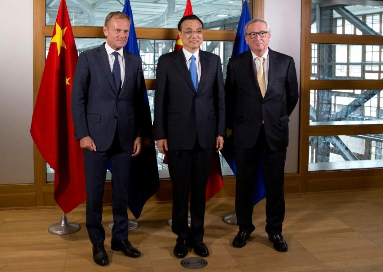 China, EU agree clean energy needs global  solution - EU's Juncker