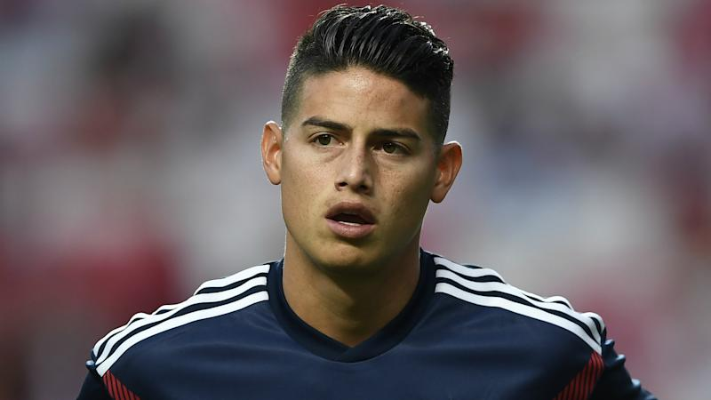 James: I'm only thinking about Bayern Munich