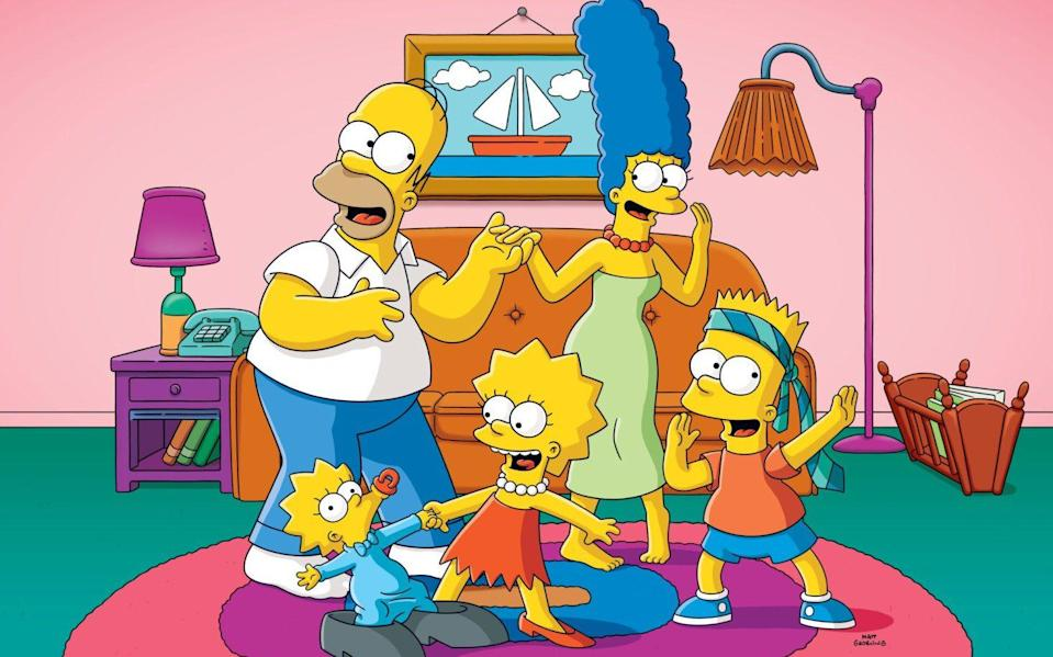Outstaying their welcome: The Simpsons - Fox