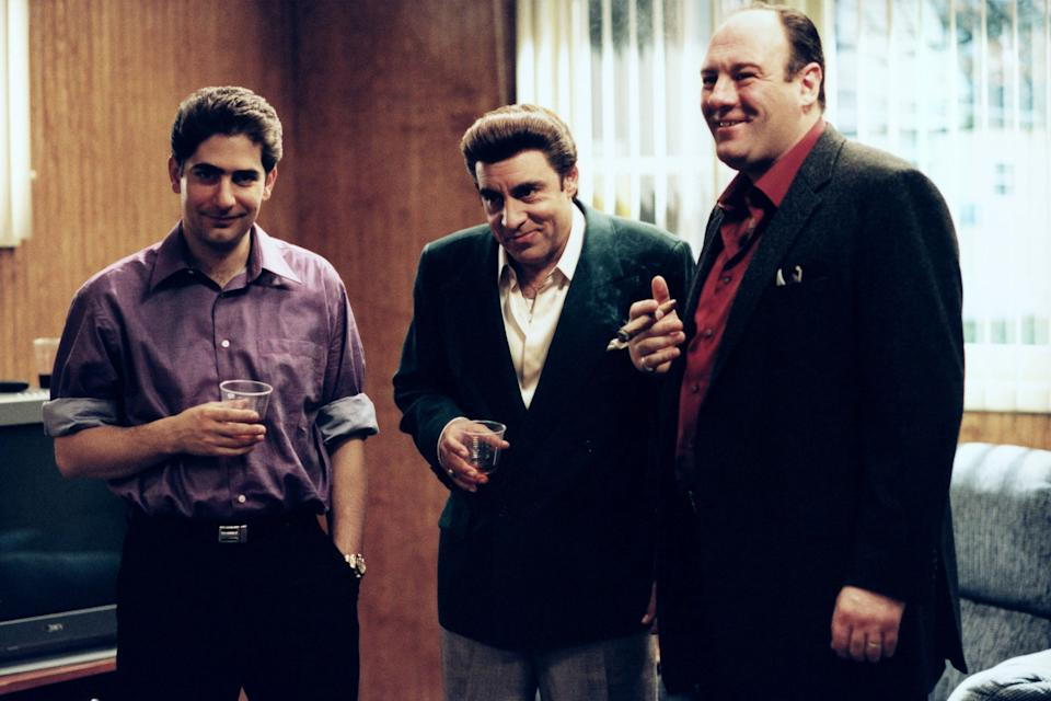 The Sopranos (Credit: Barry Wetcher/HBO)