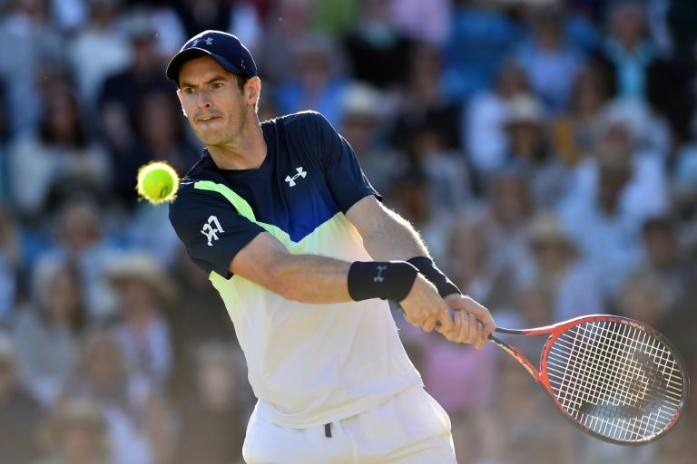 Britain's Andy Murray, pictured June 2018, agrees with Federer, saying that different injuries require different kinds of recovery