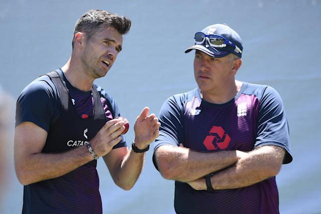 England are already without James Anderson, in addition to opener Rory Burns (Getty Images)
