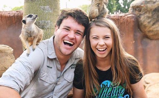 Bindi Irwin reveals details of Chandler Powell's 'perfect' proposal