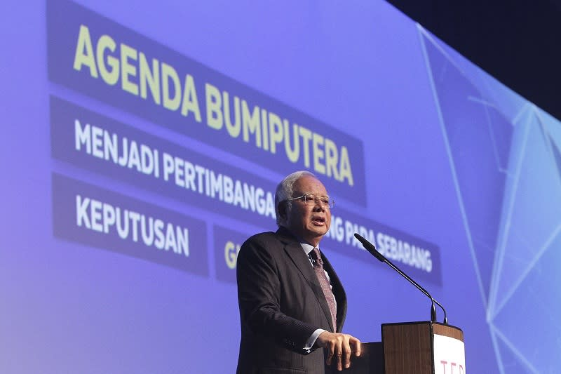 In new economic roadmap, PM seeks to boost Bumi welfare, income