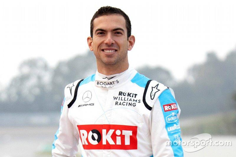 "Nicholas Latifi, Williams Racing<span class=""copyright"">Williams </span>"