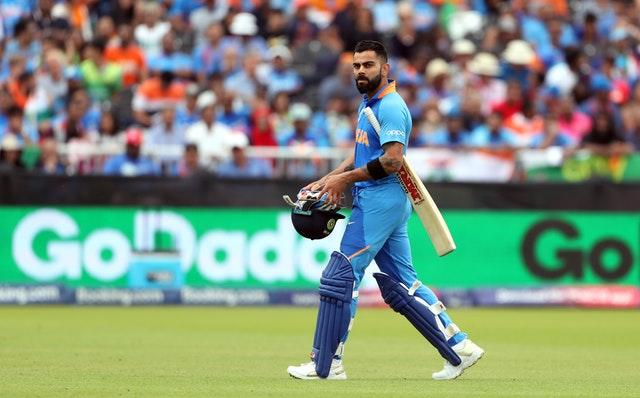 India v New Zealand – ICC World Cup – Semi Final – Reserve Day – Old Trafford