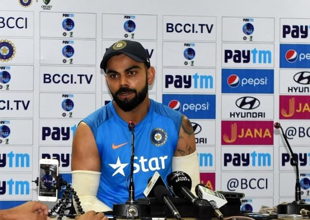 Virat Kohli, sledging, Ranchi Test, India vs Australia, third Test