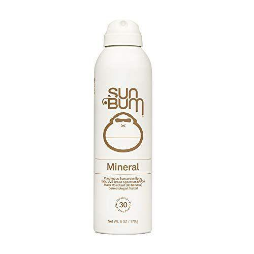 """<p><strong>Sun Bum</strong></p><p>amazon.com</p><p><strong>$16.85</strong></p><p><a href=""""https://www.amazon.com/dp/B072QYMP4F?tag=syn-yahoo-20&ascsubtag=%5Bartid%7C2164.g.32381661%5Bsrc%7Cyahoo-us"""" rel=""""nofollow noopener"""" target=""""_blank"""" data-ylk=""""slk:Shop Now"""" class=""""link rapid-noclick-resp"""">Shop Now</a></p><p>This water-resistant brand is a top-seller on Amazon for a reason: Its spray form makes it easy to apply all over, and the hypoallergenic formula is ideal for sensitive skin. </p>"""