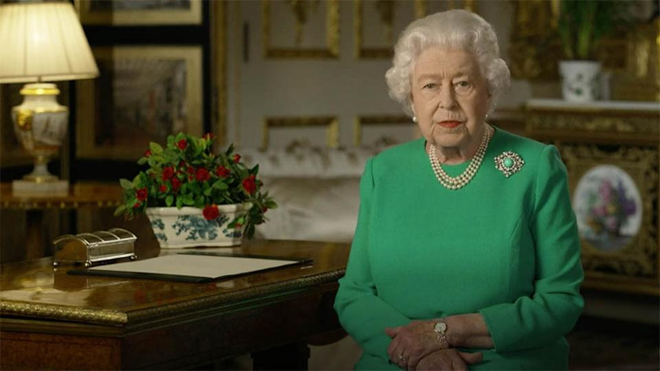 Queen Elizabeth has addressed the Commonwealth this morning, in a stirring message of support. Photo: The Royal Family