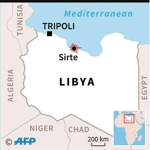 Libya forces press assault on IS in Sirte (AFP Photo/)