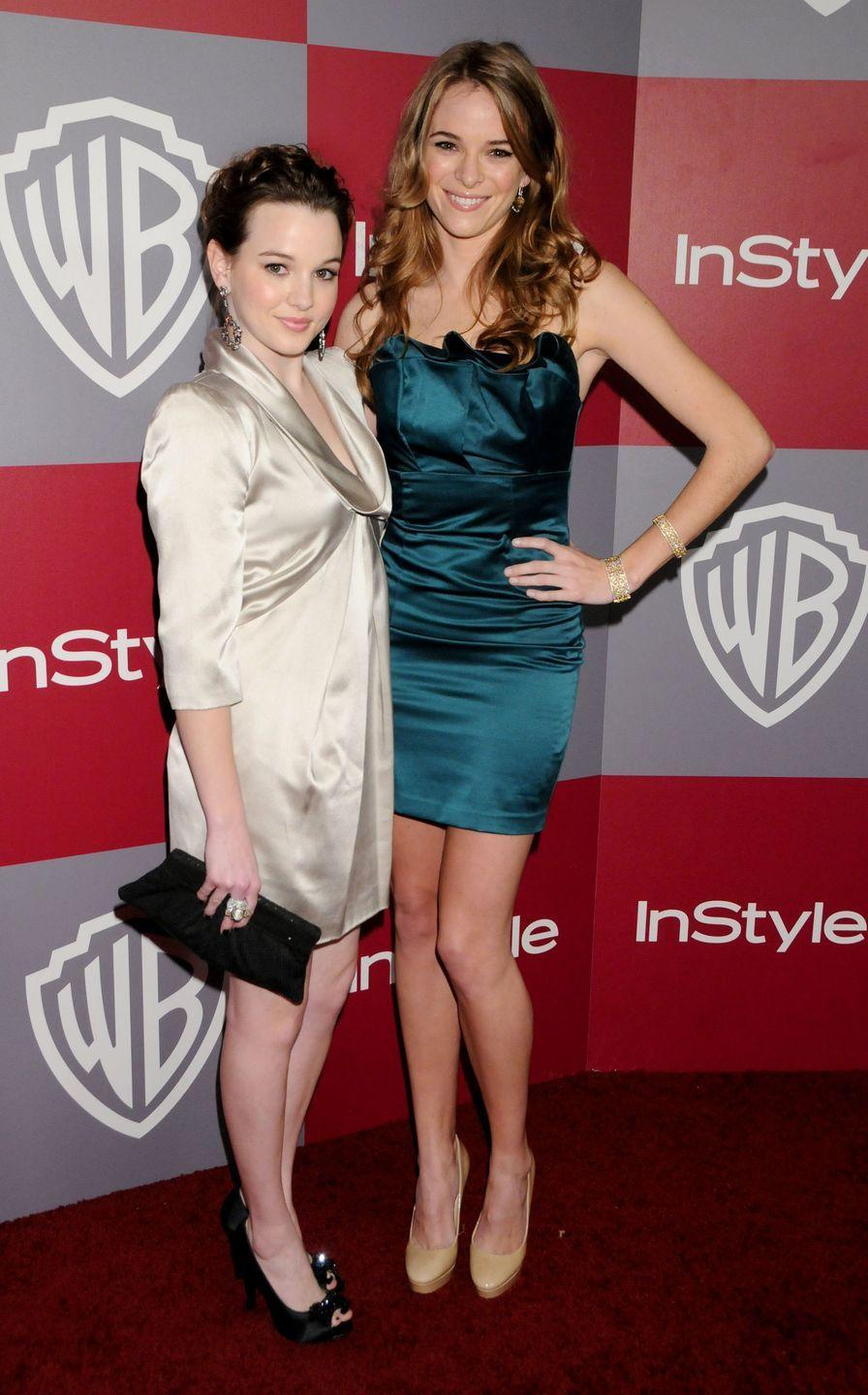 """<p>Both Danielle and Kay Panabaker found fame on Disney in the mid-2000s. The two look so much alike that Danielle played the role of Kay's alter ego in <em>Read It and Weep</em>. While Danielle is still acting, <a href=""""https://www.imdb.com/name/nm0659048/bio"""" rel=""""nofollow noopener"""" target=""""_blank"""" data-ylk=""""slk:Kay has retired and is currently working as a zoologist"""" class=""""link rapid-noclick-resp"""">Kay has retired and is currently working as a zoologist</a>. </p>"""