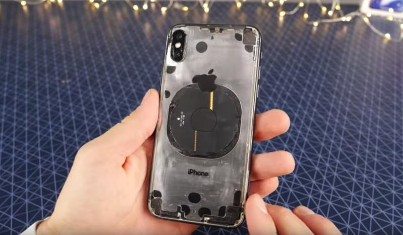Here S How To Make Your Own Transparent Iphone X