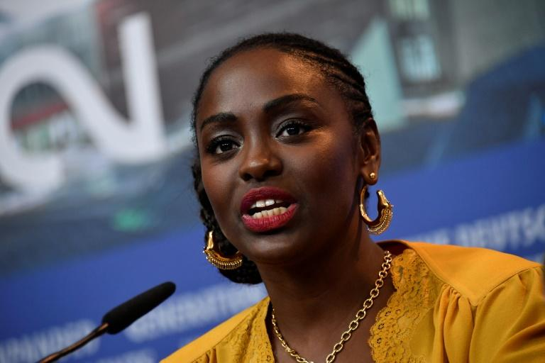 Actress Aissa Maiga is one of 30 signatories to a letter accusing the French film industry of confining actors of colour to stereotypical bit parts (AFP Photo/John MACDOUGALL)