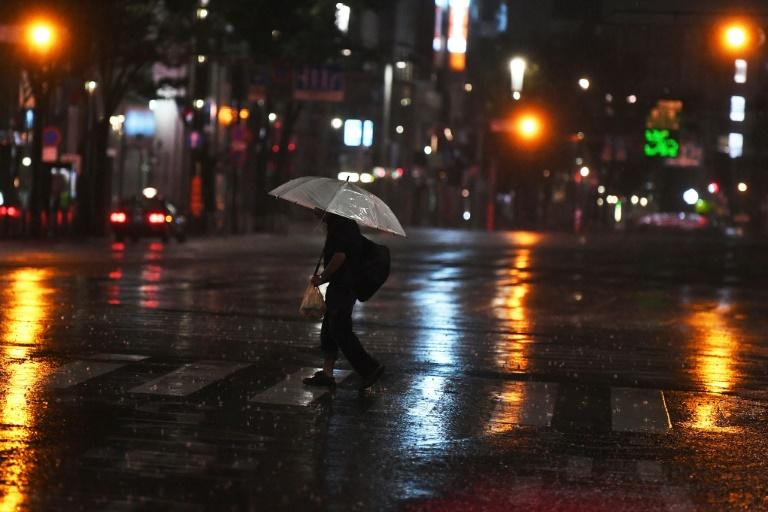 Japan is bracing for a second strong typhoon this month