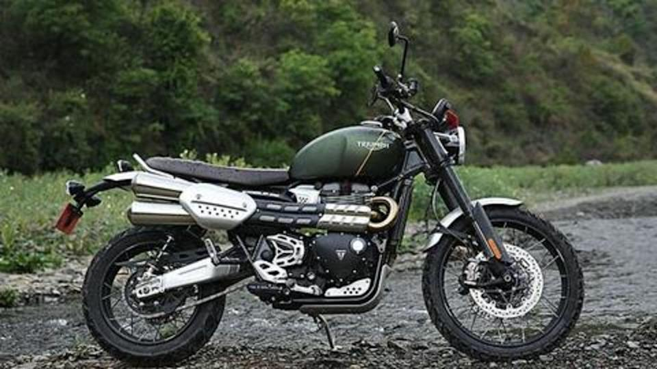 Triumph Scrambler 1200 XC launched in India: Details here