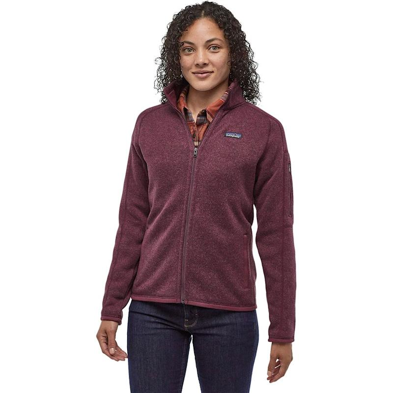 Backcountry's sale includes this awesome Patagonia zip-up sweatshirt. (Photo: Backcountry)