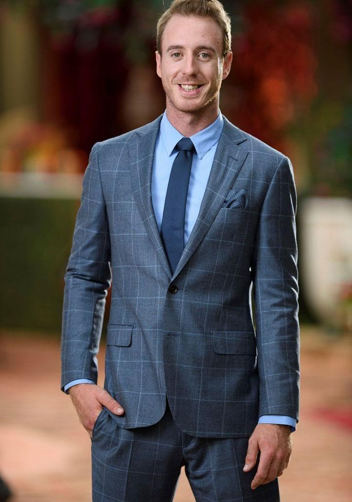 Bingham is a polo player from Queensland. Source: Channel Ten