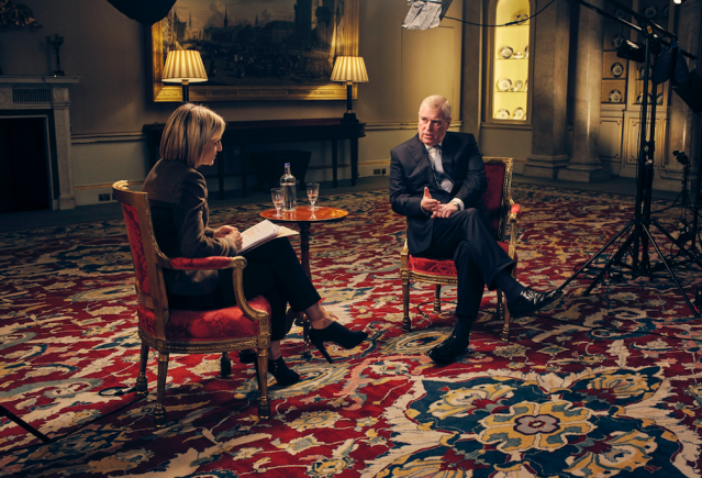Prince Andrew's Newsnight interview was a PR disaster (BBC News)