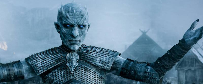 The Night King in 'Game of Thrones' Season 5, Episode 2