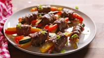"<p>Roll it up.</p><p>Get the recipe from <a href=""https://www.delish.com/cooking/recipe-ideas/recipes/a48429/aisan-steak-roll-ups-recipe/"" rel=""nofollow noopener"" target=""_blank"" data-ylk=""slk:Delish"" class=""link rapid-noclick-resp"">Delish</a>.</p>"
