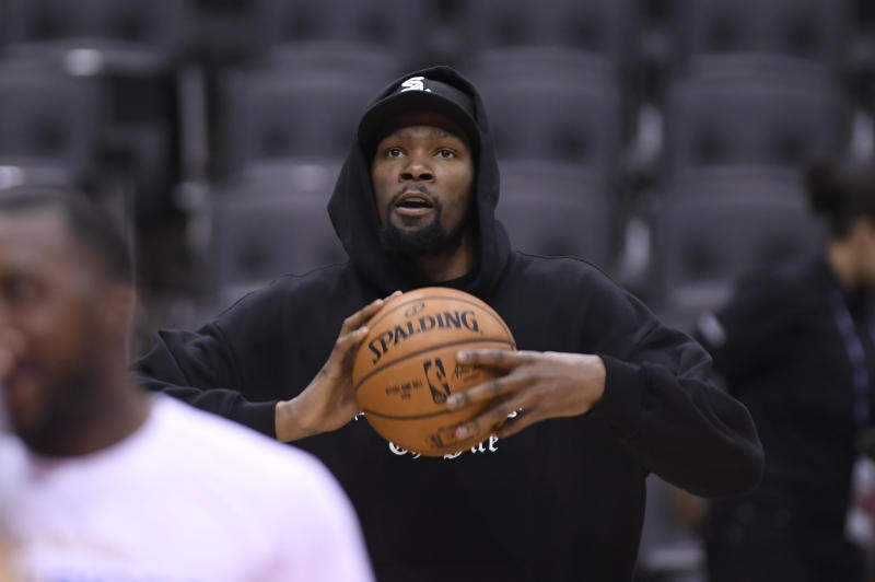 Kevin Durant Ruled Out For Game 3 Of Finals