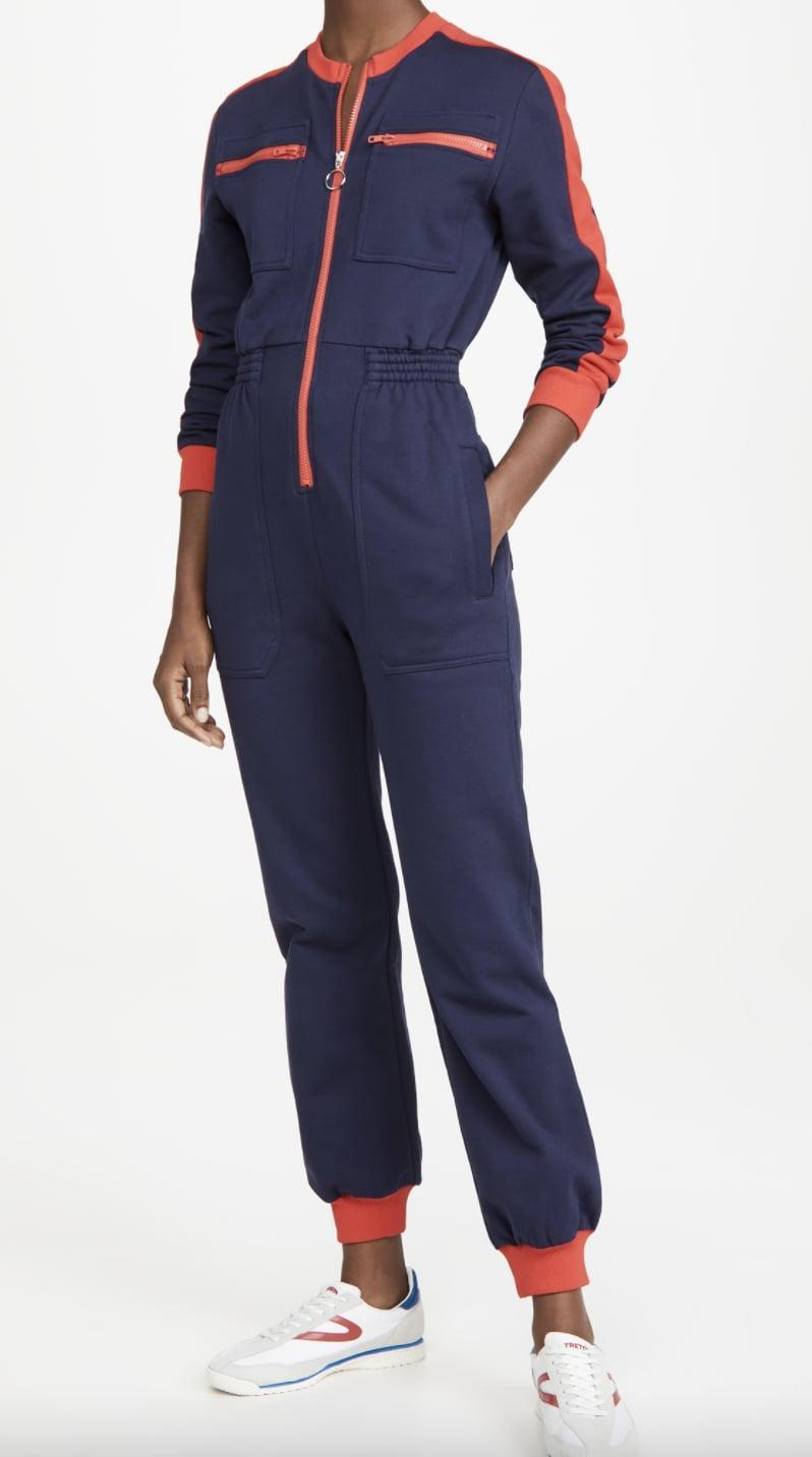 <p>We love the sporty chic vibes of this <span>L.F. Markey Dom Boilersuit</span> ($120, originally $200).</p>