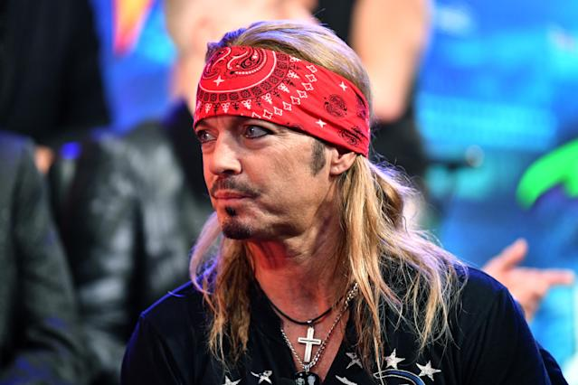 Bret Michaels in 2019. (Photo: Emma McIntyre/Getty Images for SiriusXM)